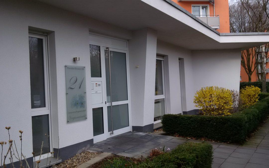 """Freies Zimmer in der Wohngemeinschaft """"Vergissmeinnicht"""""""